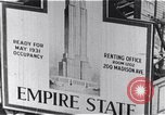 Image of Empire State Building New York United States USA, 1930, second 1 stock footage video 65675026636