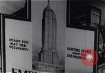 Image of Empire State Building New York United States USA, 1930, second 4 stock footage video 65675026636