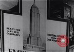 Image of Empire State Building New York United States USA, 1930, second 6 stock footage video 65675026636
