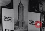 Image of Empire State Building New York United States USA, 1930, second 8 stock footage video 65675026636