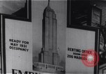 Image of Empire State Building New York United States USA, 1930, second 10 stock footage video 65675026636