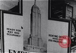 Image of Empire State Building New York United States USA, 1930, second 11 stock footage video 65675026636