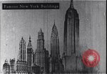 Image of Empire State Building New York United States USA, 1930, second 8 stock footage video 65675026651