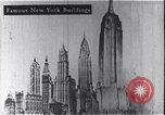 Image of Empire State Building New York United States USA, 1930, second 12 stock footage video 65675026651