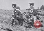 Image of Prussian Crown Prince Friederick Wilhelm on horseback Prussia, 1914, second 9 stock footage video 65675026652