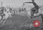 Image of Prussian Crown Prince Friederick Wilhelm on horseback Prussia, 1914, second 12 stock footage video 65675026652