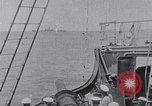 Image of SMS Möwe sinks the British Steamer Georgic in World War I Atlantic Ocean, 1916, second 6 stock footage video 65675026653