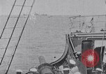 Image of SMS Möwe sinks the British Steamer Georgic in World War I Atlantic Ocean, 1916, second 7 stock footage video 65675026653