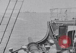 Image of SMS Möwe sinks the British Steamer Georgic in World War I Atlantic Ocean, 1916, second 8 stock footage video 65675026653