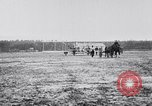 Image of Wright brothers Le Mans France, 1908, second 2 stock footage video 65675026656