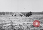 Image of Wright brothers Le Mans France, 1908, second 5 stock footage video 65675026656