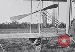 Image of Wright brothers Le Mans France, 1908, second 10 stock footage video 65675026656
