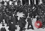 Image of crowd in city United States USA, 1908, second 2 stock footage video 65675026657