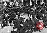 Image of crowd in city United States USA, 1908, second 3 stock footage video 65675026657