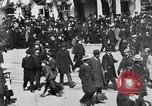 Image of crowd in city United States USA, 1908, second 5 stock footage video 65675026657
