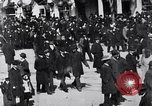 Image of crowd in city United States USA, 1908, second 6 stock footage video 65675026657