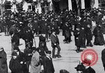 Image of crowd in city United States USA, 1908, second 12 stock footage video 65675026657