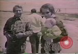 Image of Siege of Wounded Knee Native American Indians Wounded Knee South Dakota USA, 1973, second 8 stock footage video 65675026675