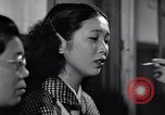 Image of Japanese People Japan, 1952, second 12 stock footage video 65675026678
