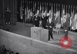 Image of peace treaty San Francisco California USA, 1951, second 9 stock footage video 65675026684