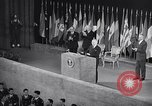 Image of peace treaty San Francisco California USA, 1951, second 10 stock footage video 65675026684