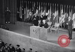 Image of peace treaty San Francisco California USA, 1951, second 11 stock footage video 65675026684