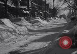Image of snow storm United States USA, 1964, second 6 stock footage video 65675026686