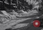 Image of snow storm United States USA, 1964, second 8 stock footage video 65675026686