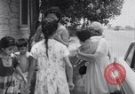 Image of Operation Head Start teacher visits a family United States USA, 1966, second 2 stock footage video 65675026699