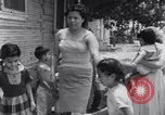 Image of Operation Head Start teacher visits a family United States USA, 1966, second 3 stock footage video 65675026699