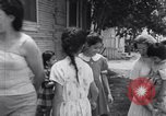 Image of Operation Head Start teacher visits a family United States USA, 1966, second 6 stock footage video 65675026699
