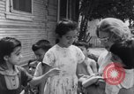 Image of Operation Head Start teacher visits a family United States USA, 1966, second 9 stock footage video 65675026699