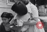 Image of Operation Head Start teacher visits a family United States USA, 1966, second 10 stock footage video 65675026699