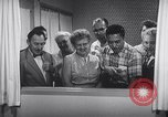 Image of young men of different social and economic classes Madison New Jersey USA, 1957, second 8 stock footage video 65675026701