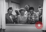 Image of young men of different social and economic classes Madison New Jersey USA, 1957, second 9 stock footage video 65675026701