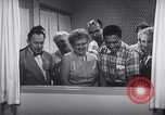 Image of young men of different social and economic classes Madison New Jersey USA, 1957, second 10 stock footage video 65675026701