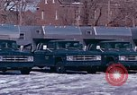 Image of SAC missile security system Cheyenne Wyoming USA, 1966, second 10 stock footage video 65675026704