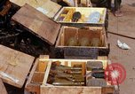 Image of Captured ammunition Vietnam, 1967, second 6 stock footage video 65675026719