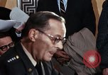 Image of William J Fulbright Washington DC USA, 1969, second 9 stock footage video 65675026725