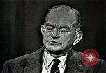 Image of Senator Fulbright United States USA, 1966, second 2 stock footage video 65675026731