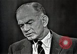 Image of Senator Fulbright United States USA, 1966, second 10 stock footage video 65675026732