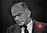 Image of Senator Fulbright United States USA, 1966, second 12 stock footage video 65675026732