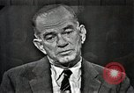 Image of Senator Fulbright United States USA, 1966, second 1 stock footage video 65675026737