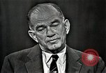 Image of Senator Fulbright United States USA, 1966, second 2 stock footage video 65675026737