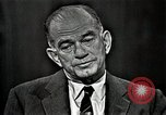 Image of Senator Fulbright United States USA, 1966, second 3 stock footage video 65675026737