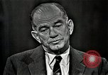 Image of Senator Fulbright United States USA, 1966, second 4 stock footage video 65675026737