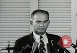 Image of Senator Fulbright United States USA, 1966, second 4 stock footage video 65675026742
