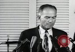 Image of Senator Fulbright United States USA, 1966, second 5 stock footage video 65675026742