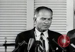 Image of Senator Fulbright United States USA, 1966, second 8 stock footage video 65675026742
