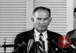 Image of Senator Fulbright United States USA, 1966, second 9 stock footage video 65675026742